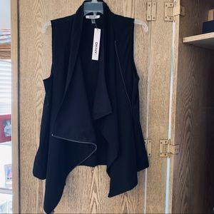 ⏳Special Sale Donna Karan Vest Artistic Design-NWT